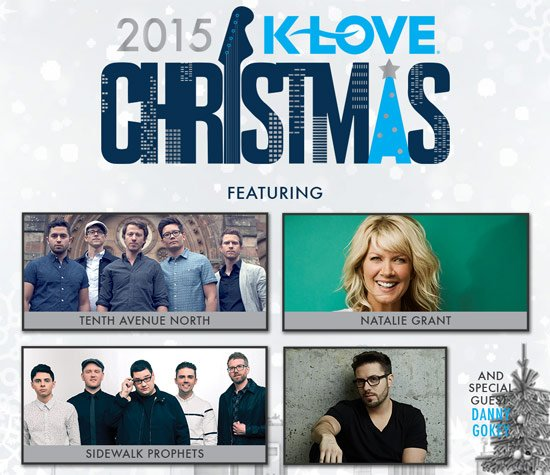 Klove Christmas Tour 2021 Trailor 2015 Klove Christmas Tour Dates And Performers Tcb